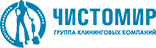 Логотип компании «Чистомир»