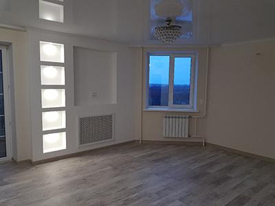 Уборка квартиры 150 м.кв.  / Квартира убрана.