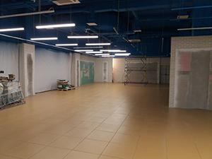 Уборка складского помещения