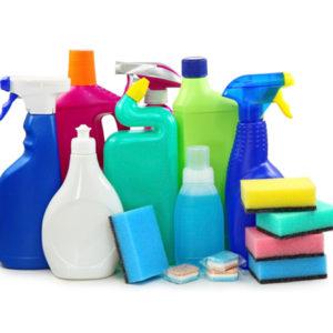Моющие средства для уборки