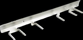 Настенный держатель для инвентаря, 470 мм