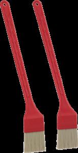 Тонкая тостерная щетка, 395 мм, средний ворс