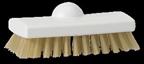 Скребковая щетка с термостойким ворсом, 150 мм, жёсткий ворс