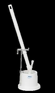 Щетка унитазная с ручкой, 720 мм, средний ворс
