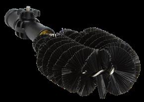 Ерш сантехнический, 275 мм, жёсткий ворс