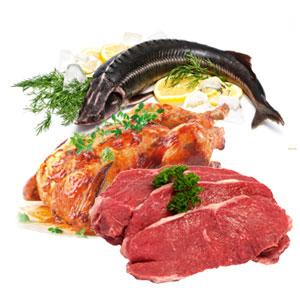 Мясо, рыба, птица перерабатывающая промышленность