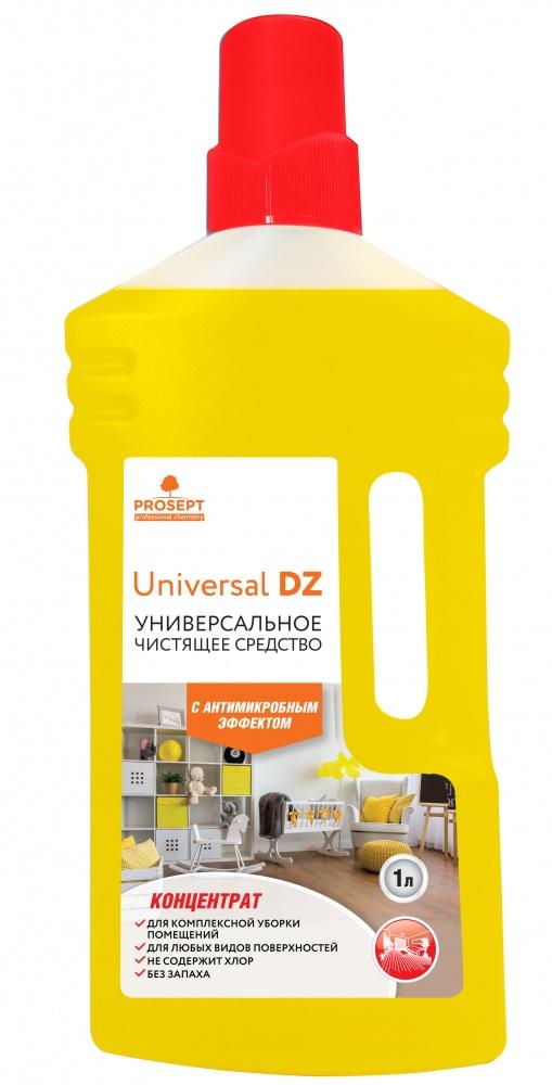 Universal DZ. Моющее средство с антимикробным эффектом