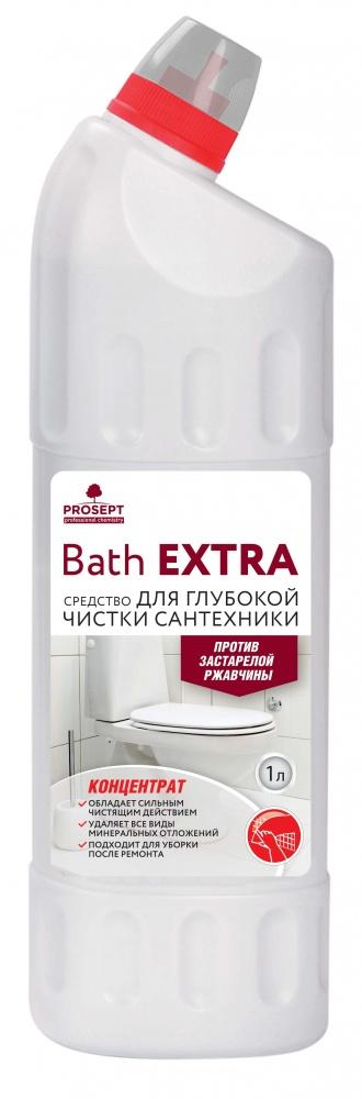 Bath Extra. Средство для генеральной уборки ванных комнат