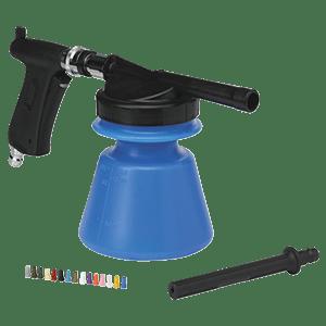 Вспенивающее оборудование и пистолеты для подачи воды