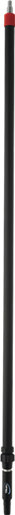 Телескопическая алюминиевая ручка с подачей воды, 1600 — 2780 мм, Ø31 мм