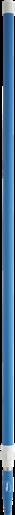 Алюминиевая телескопическая ручка, 1575 — 2780 мм, Ø32 мм