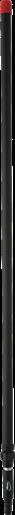 Телескопическая aлюминиевая ручка, 1575 — 2780 мм, Ø32 мм