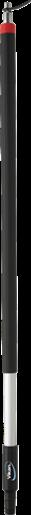 Алюминиевая ручка с подачей воды, Ø31 мм, 1025 мм