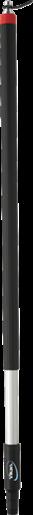 Ручка из алюминия с подачей воды, Ø31 мм, 1010 мм