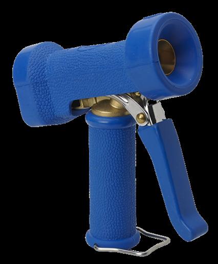 Пистолет для подачи воды, повышенной эксплуатационной надежности