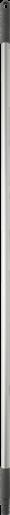 Ручка из алюминия, Ø22 мм, 1500 мм