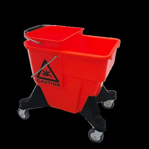 Ведра пластиковые на колесах VDM ALEX 2