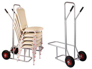 Тележка для перевозки стульев ТС-15