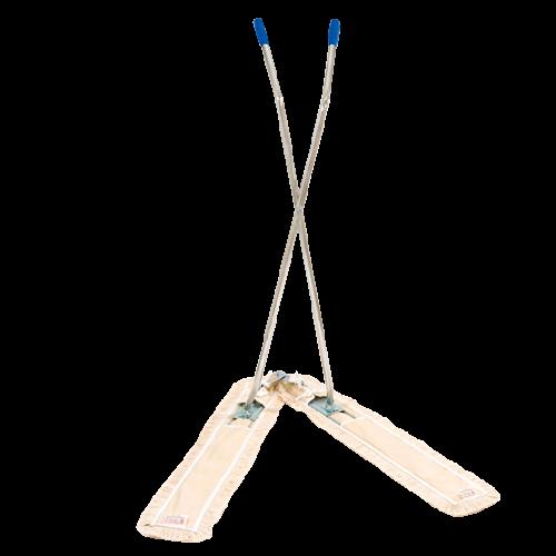Флаундер двойной с насадкой для удаления пыли
