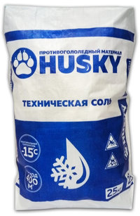 Husky Соль техническая 25 кг