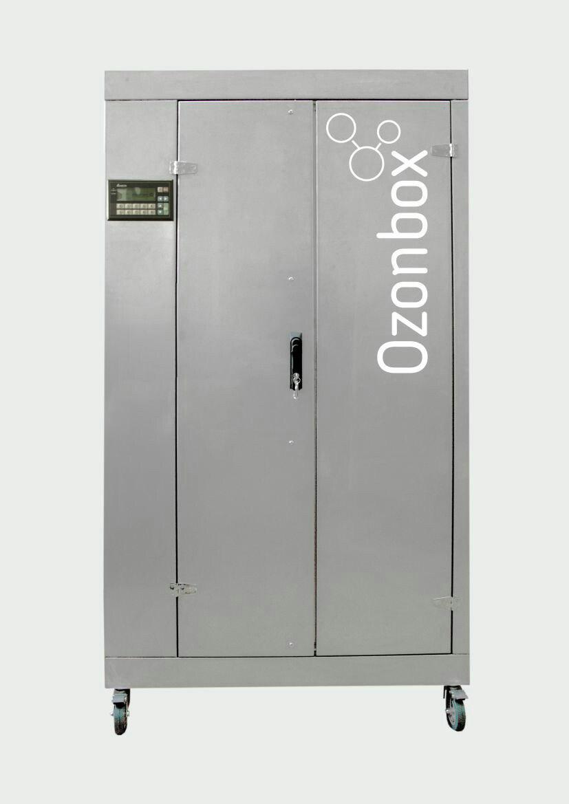 Озонирующий шкаф OzonBox Clean
