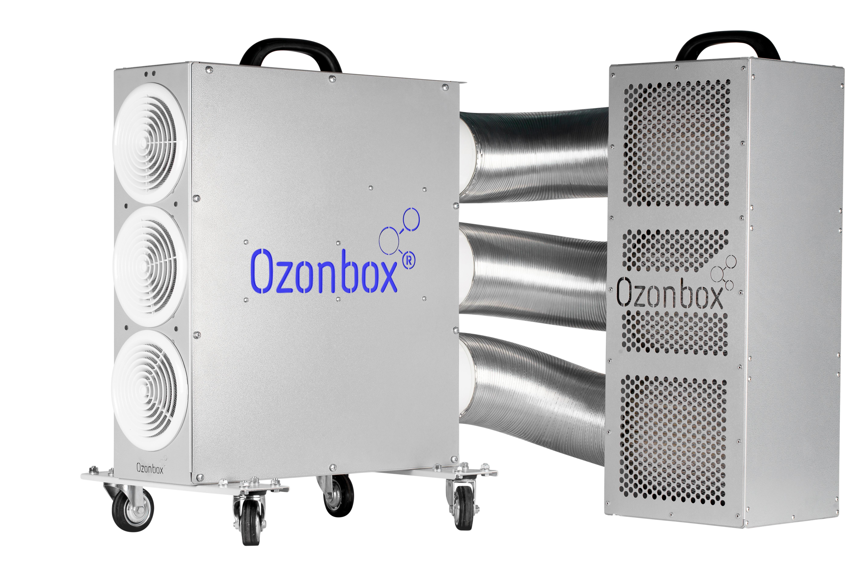 Промышленный озонатор воздуха Ozonbox air — 70