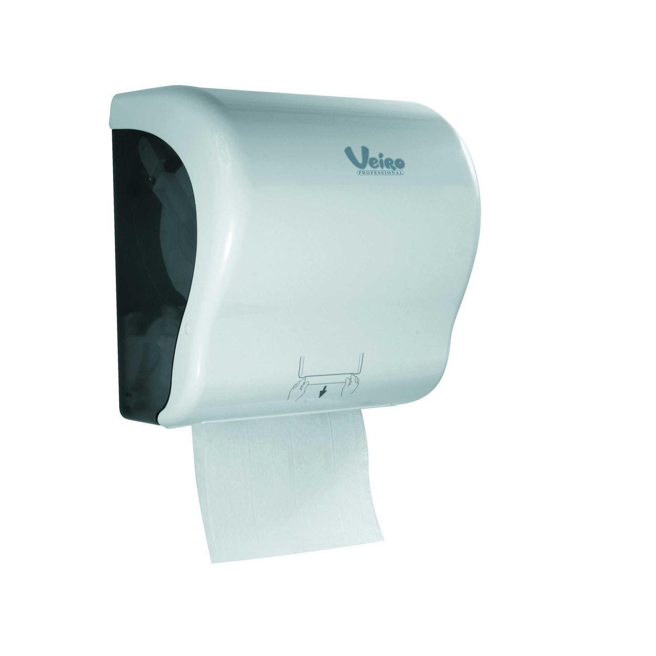 Механический диспенсер для полотенец бумажных ролевых